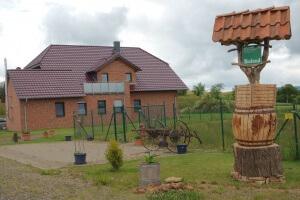 Landwirtschaftliche Gewerbe- und Wohnanlage