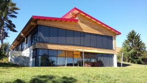Modernes Bürogebäude EKO-Plant GmbH