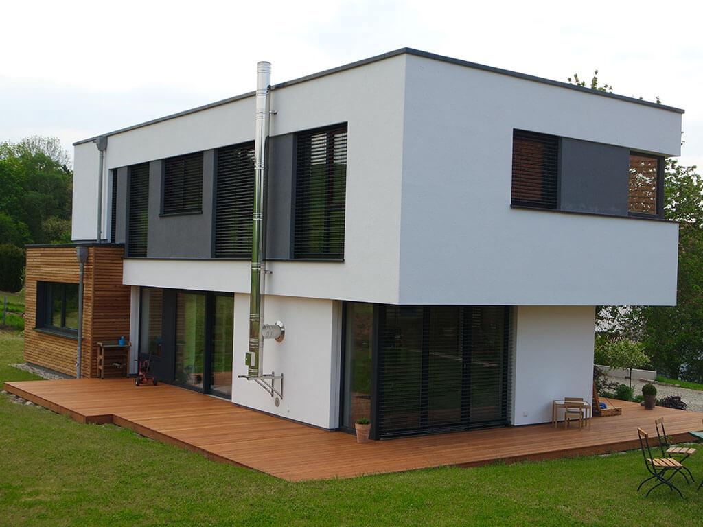 2014: Modernes Design für die junge Familie in Landolfshausen