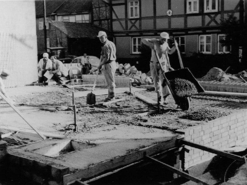1959: Einfamilienhaus in Göttingen