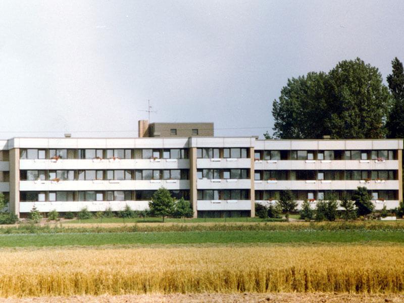 1975: Krankenhaus in Duderstadt