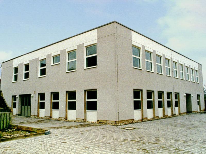 1988: LKH in Göttingen
