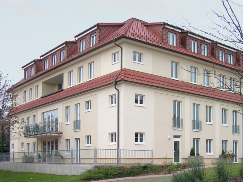 2002: Seniorenheim in Duderstadt
