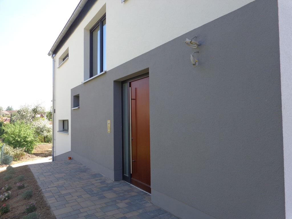 Nachhaltiges Bauen mit KfW 70 Haus in Göttingen Busch