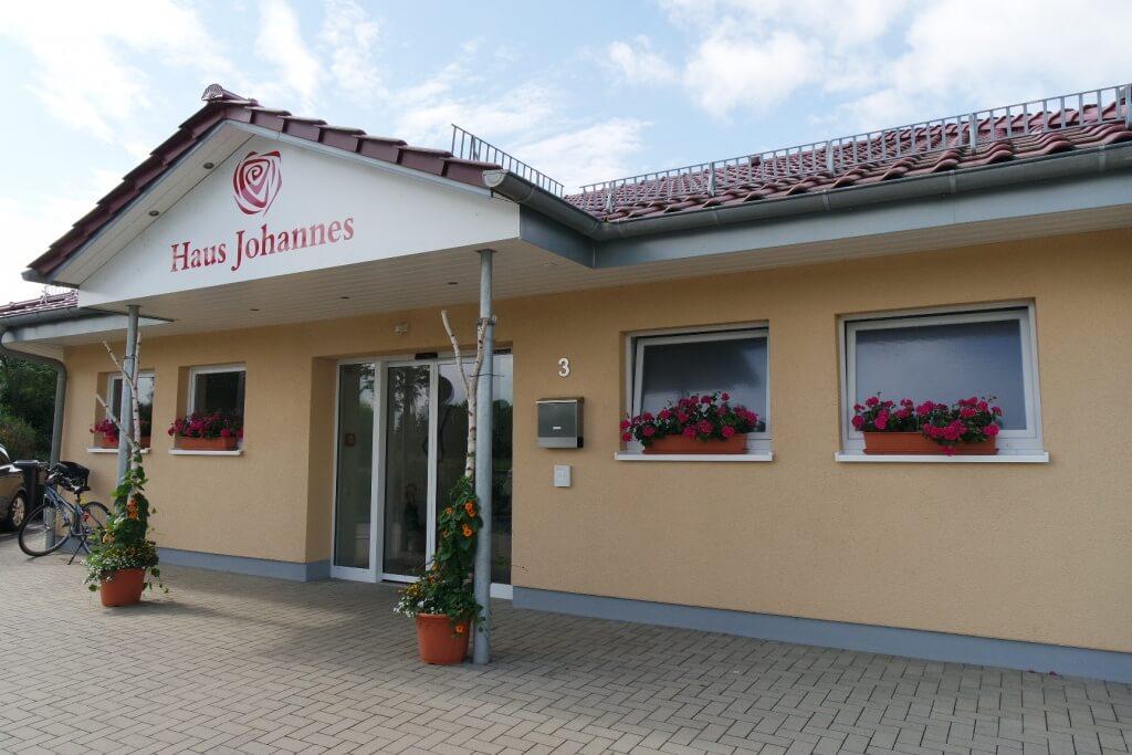 """Tagespflege """"Haus Johannes"""""""
