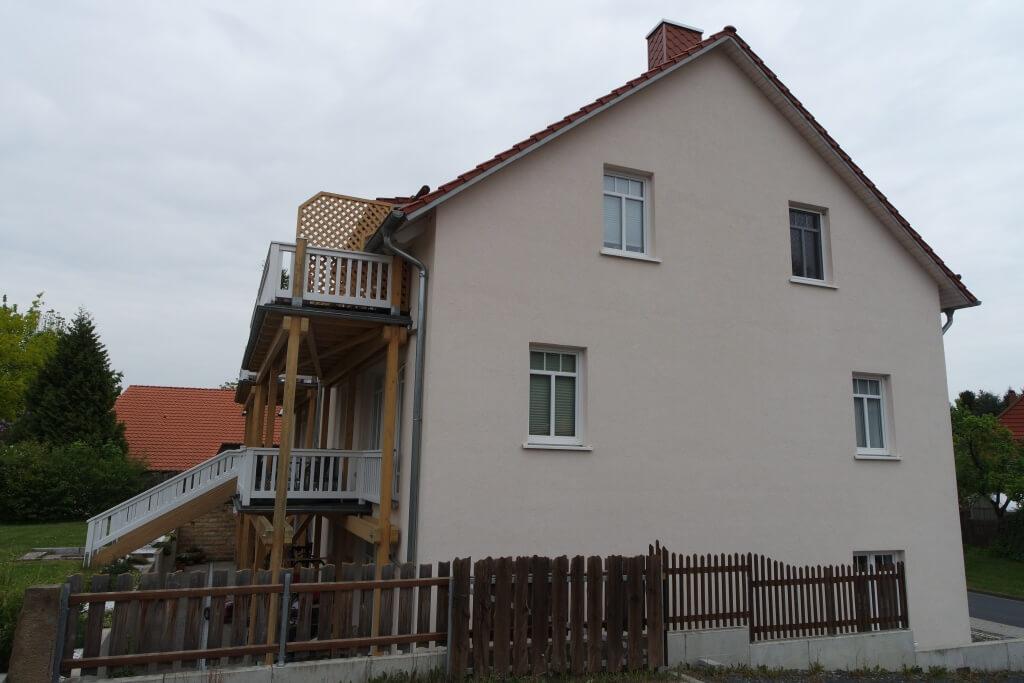 Geräumiges Mehrfamilienhaus