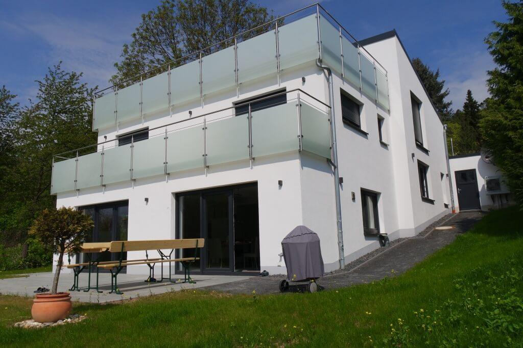 Elegantes Wohnhaus in Hanglage in Göttingen