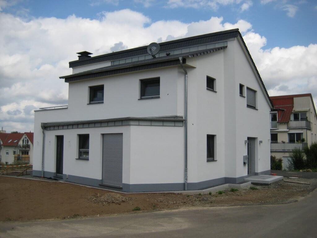 Unkonventionelles Einfamilienhaus in Bovenden