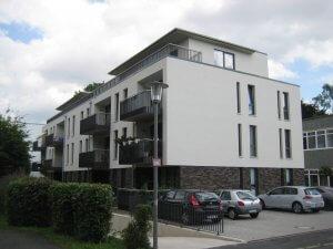 Mehrfamilienhaus mit 14 Wohneinheiten in Göttingen