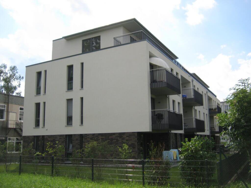 Mehrfamilienhaus mit 14 Wohneinheiten